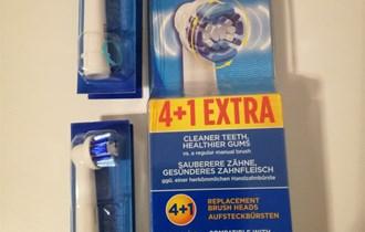 Oral-B Precision Clean zamjenske glave (nastavci) za električnu četkicu za zube Oral B