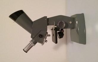 P: Mikroskop 100-1200X + set za baratanje uzorcima i bojila