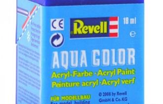 Boja Revell 18 ml za makete Aqua Black gloss 7 _N_