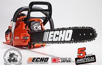 Motorne pile ECHO-JAPAN 5 godina jamstvo !