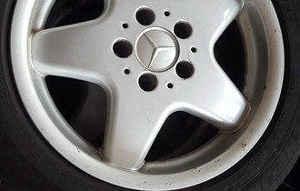 Mercedes AMG style felge w124 w204