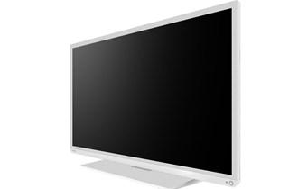 LED LCD Toshiba 102cm,bijeli,Full HD,usb x2,HDMI x3,dvbt/c tuner