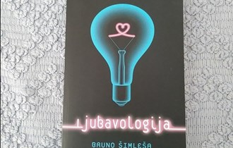 Knjiga Ljubavologija, Bruno Šimleša