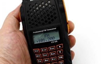 Radio stanica Baofeng UV-6R VHF/UHF 136-174/400-520MHz