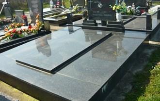 Grobnica, groblje Kravice, Josipovac