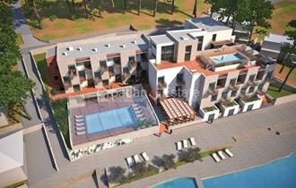 Rogoznica, hotel s projektom i dozvolama za rekonstrukciju na prodaju