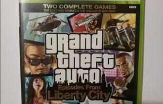 Grand Theft Auto: Episodes from Liberty City za Xbox 360