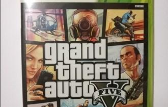 Grand Theft Auto V (GTA 5) za Xbox 360
