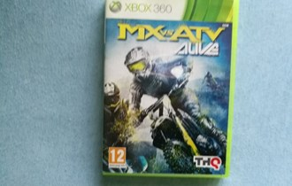 MX vs. ATV Alive za xbox 360
