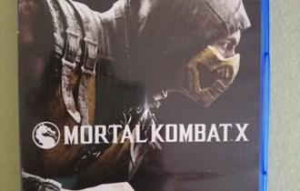 Mortal kombat x za ps4
