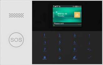 WiFi - GSM Alarmni sistem PG-105