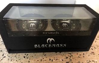 1800 kn Hitno Subwoofer Blackmaxx Crunch pojacalo Signum SX-460