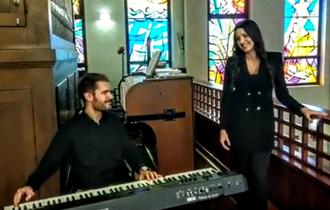 Glazba za vjenčanje u crkvi - DomiNika duo
