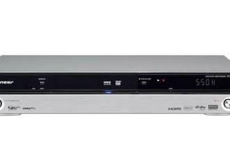 DVD recorder pioneer DVR-555 H