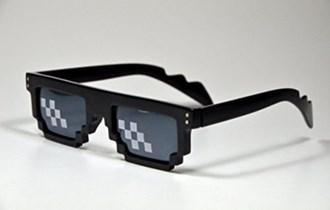 Thug life sunčane naočale