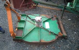 Malčer sa horizontalnim posmakom, za sve male traktore