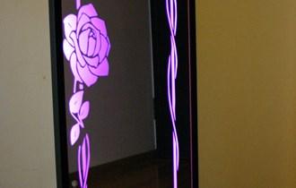 Ogledalo sa LED rasvjetom