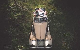 Najam oldtimera kabrioleta i luxuznih limuzina
