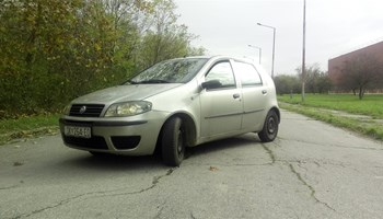 Fiat Punto 2004. god. 1.2 8V 44kW PLIN ZAMJENA
