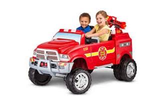 Vatrogasno vozilo na akumulator