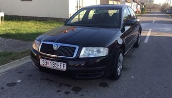 Škoda Superb 1.9TDI 131KS PD zamjena  za skuplje