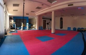 Najam dvorane za boks