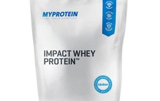 MyProtein Impact Whey unflavoured - 5kg - Velika Gorica - 01/2020