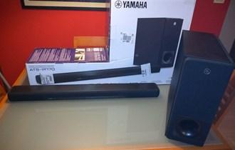 Soundbar Yamaha YAS 207-ATS-2070