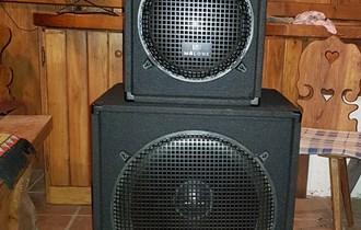 Malone zvučnici 3600W + vonyx pojačalo 3000W