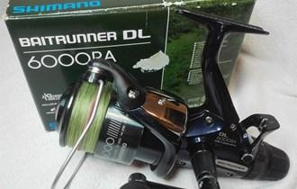 Rola Shimano DL 6000 RA