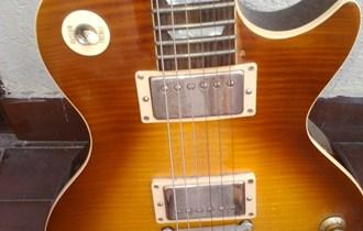 Gibson les paul style gitara