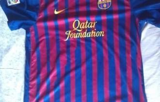 FC Barcelona - Dres br. 3 - Gerard Piqué