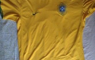 Dres Brazilske nogometne reprezentacije
