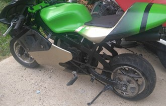 Mini moto, mini bike