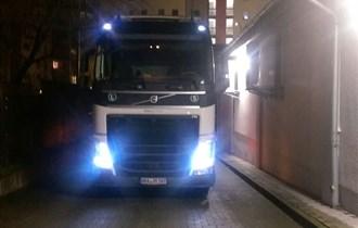 Truck Driver C+E Berlin 1.500€ netto