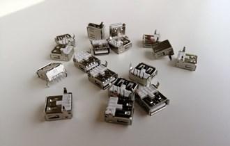 USB ženski konektor TIP A