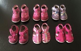 Ciciban dječje papuče