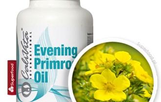 Ulje žutog noćurka - Evening Primrose Oil, Calivita