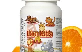 Vitamin C - Lion Kids C, Calivita