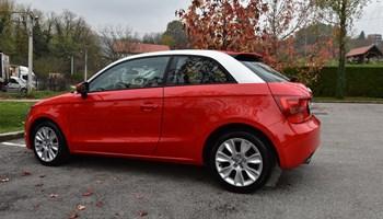 Audi A1 1,6 TDI, 2012. g., 200.000 km, reg. do 11.2021.