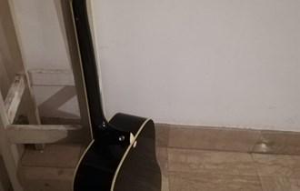 Jack Daniels Gitara AKUSTIČNA