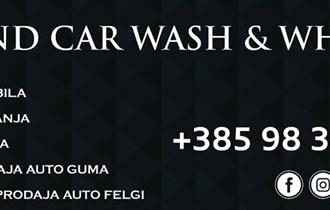 DIAMOND CAR WASH & WHEELS!!!!