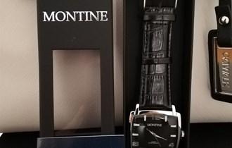 Original MONTINE muški sat, NOVO!