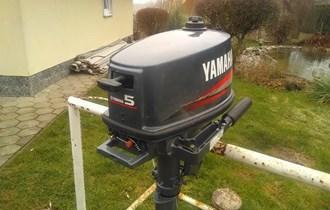 Yamaha 4T 5 ks