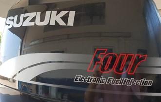 Suzuki 70 KS - korišten u slatkoj vodi! Kompletno servisiran!