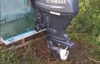 Yamaha F40 4takt 2013