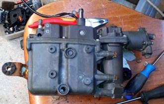 Honda Bf 130 four stroke pumpa goriva