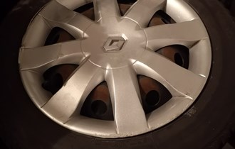 Zimske gume i felge za Renault Clio