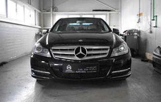 Mercedes-Benz C-klasa 200d Avantgarde