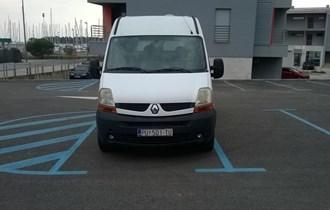 Renault Master 2.5 dci 6 brzina